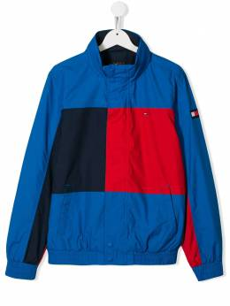 Tommy Hilfiger Junior двусторонняя куртка KB0KB05416
