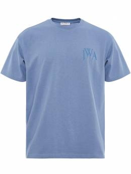 J.W. Anderson JWA LOGO EMBROIDERY T-SHIRT JE0034PG0079603