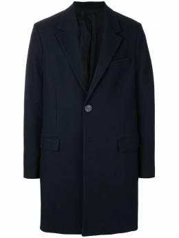 Ami пальто на двух пуговицах H18M001217
