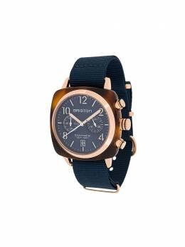 Briston Watches наручные часы Clubmaster Classic 40 мм 19140PRAT33MB