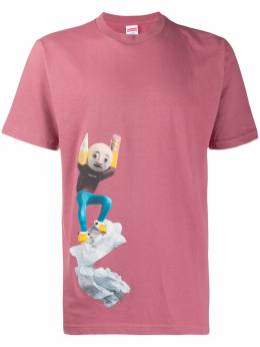 Supreme футболка с принтом SU3238