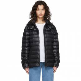 Moncler Red Down Bleu Jacket F10931B10100C0070