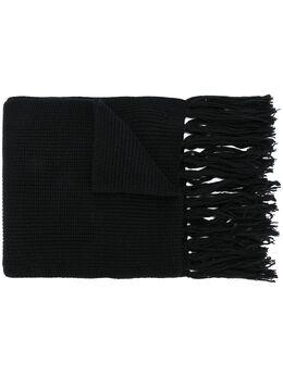 Ami Paris шарф в рубчик H18K601013
