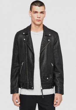Куртка кожаная Allsaints MP002XM1K65GINXL