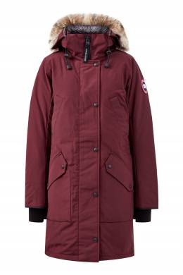 Красная парка с накладными карманами Canada Goose 2521170241