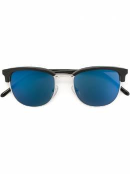 Retrosuperfuture солнцезащитные очки 'Terrazzo Black Blue' 0QE
