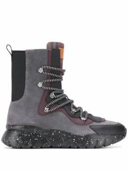 Bally ботинки со вставками 6228558