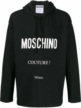 Moschino худи с логотипом A12062042