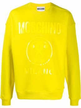 Moschino толстовка с логотипом A17042027