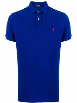 Polo Ralph Lauren рубашка-поло с вышитым логотипом 710782592