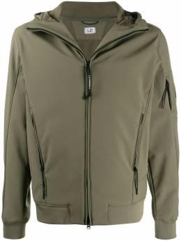C.P. Company куртка на молнии 07CMOW013A005242A