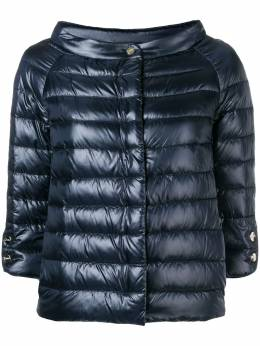 Herno стеганая куртка на кнопках PI0613DIC12017