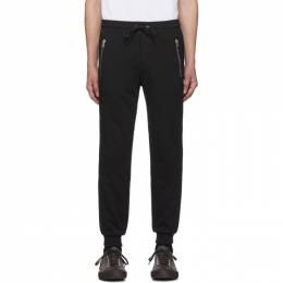 Coach 1941 Black French Terry Lounge Pants 43436BLK