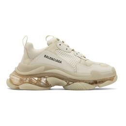 Balenciaga Off-White Triple S Sneakers 541624-W09O1
