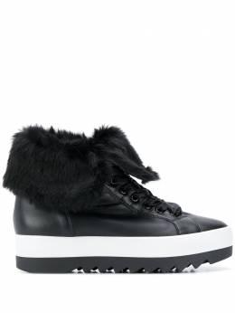 Hogl кроссовки на платформе 81018400100