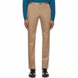 Ps by Paul Smith Tan Chino Slim Trousers M2R-921P-D20028
