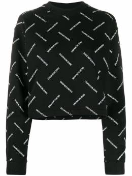 Calvin Klein Jeans укороченная толстовка с логотипом J20J212950UNI