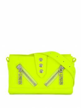 Kenzo мини-сумка на плечо Citron F952SA112L23