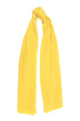 Желтый кашемировый шарф Faliero Sarti 3118172946