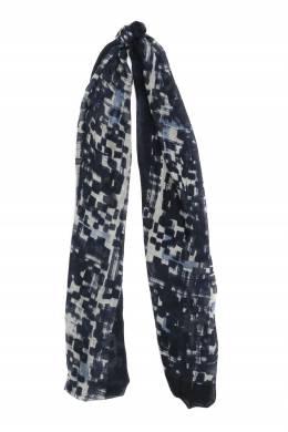 Синий шарф из кашемира и шелка Faliero Sarti 3118172951