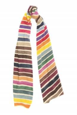 Кашемировый шарф в полоску Faliero Sarti 3118172958