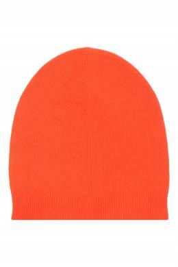 Красная кашемировая шапка Jil Sander 413172387