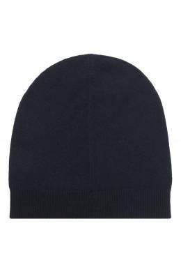 Темно-синяя кашемировая шапка Jil Sander 413172386