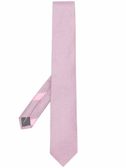 Salvatore Ferragamo галстук Gancini 725571
