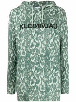 Calvin Klein худи со змеиным принтом K20K201623