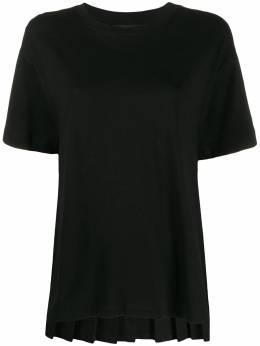 DKNY футболка оверсайз с круглым вырезом P9JH0DRA