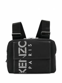 Kenzo нагрудная сумка с логотипом FA55SF223F24