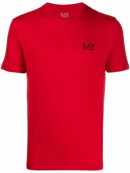 Ea7 футболка кроя слим с логотипом 8NPT53PJM5Z