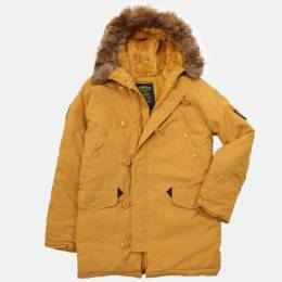 Куртка мужская Alpha Industries модель MJA43917C1_Tumblweed 2154316