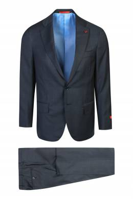Классический костюм из шерсти Isaia 2328171436