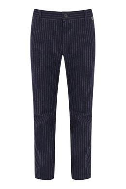 Полосатые брюки на мальчика Il Gufo 1205172559