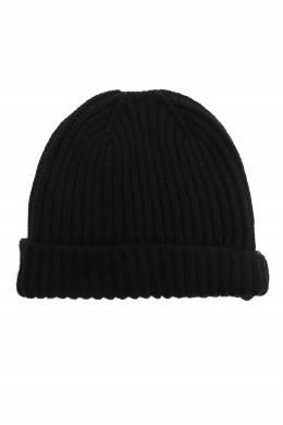 Черная шапка из кашемира Della Ciana 3111173260