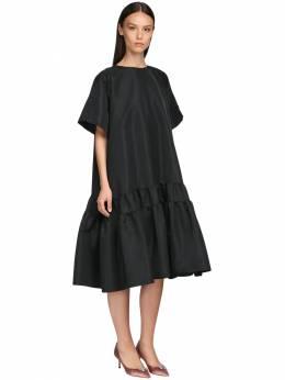 Платье С Оборками Rochas 71I1K5016-MDAx0