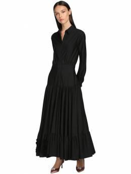 Платье Из Хлопкового Поплин Rochas 71I1K5003-MDAx0