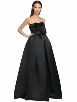Платье С Корсетом Из Дюшес Rochas 71I1K5005-MDAx0