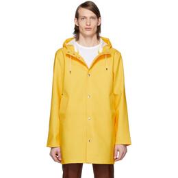 Stutterheim Yellow Stockholm Raincoat STOCKHOLM