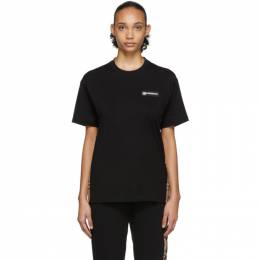 Burberry Black Carrick T-Shirt 8024545