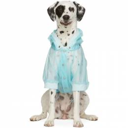 Moncler Genius Blue Poldo Dog Couture Edition Waterproof Coat 0088200549W1