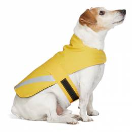 Stutterheim SSENSE Exclusive Yellow PVC Lightweight Dog Raincoat