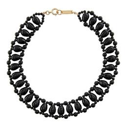 Isabel Marant Black Malawi Necklace RC0188-20P014B
