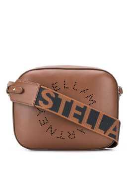 Stella McCartney мини сумка через плечо Stella Logo 700072W8542