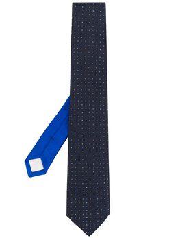 Prada галстук в горох UCR771V5P