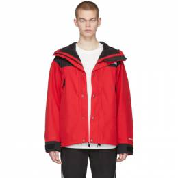 The North Face Red 1990 Mountain Jacket NF0A3XEJ