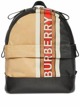 Burberry Kids рюкзак в стиле колор-блок 8023910