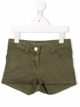 Zadig & Voltaire Kids джинсовые шорты X1407264B