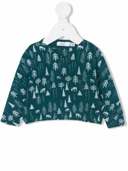 Knot Kornsno forest knitted sweater CK04TH2311